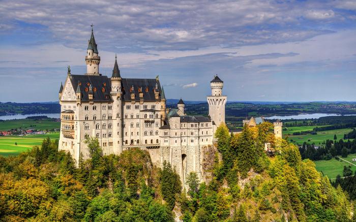 Замок Эльц Германия, Замок, Путешествия, Старина, Эльц, Длиннопост