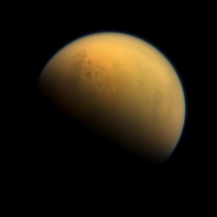 Учёные взглянули на Титан в поисках разгадки глобального потепления Глобальное потепление, Титан, Юпитер, Длиннопост