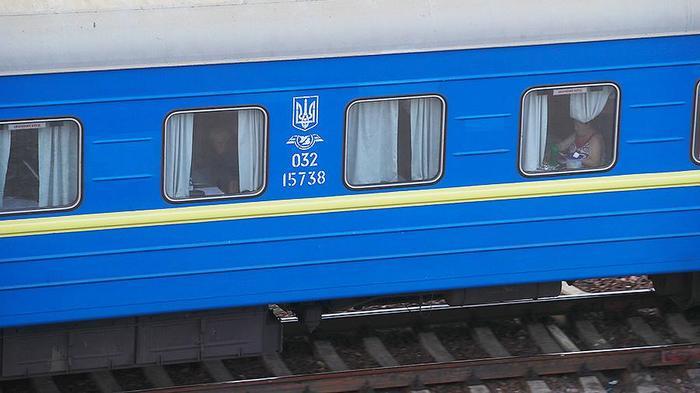 Украина потребовала от России отдать железнодорожные вагоны Политика, Украина, Требования, Россия, Вагон, Железная Дорога, Транспорт