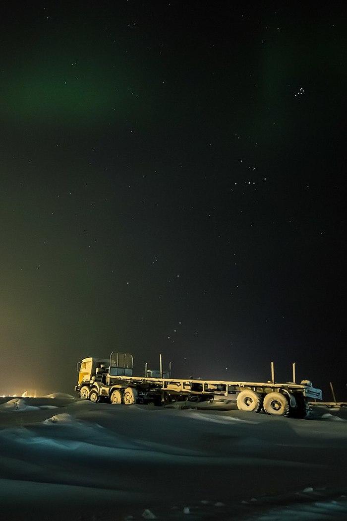 Астрофото Canon 650d, Astrophoto, Aurora, Северное сияние