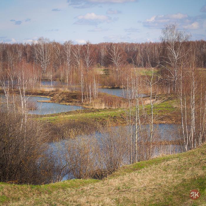 Пруды Фотография, Пруд, Весна
