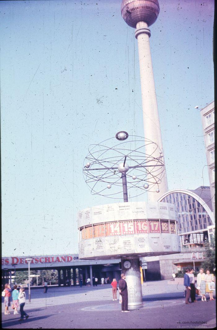 Фотографии из ГДР, часть первая ГДР, История, Фотография, Lostslides, Длиннопост