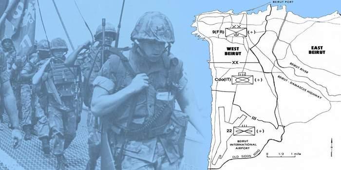 Бейрут-1983: смертники против морпехов Бейрут, США, Франция, Теракт, 1983, Террористы, Длиннопост