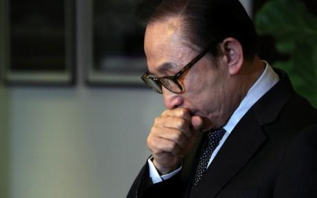 Президент осужден на 15 лет за коррупцию Новости, Южная Корея, Коррупция, Президент, Суд