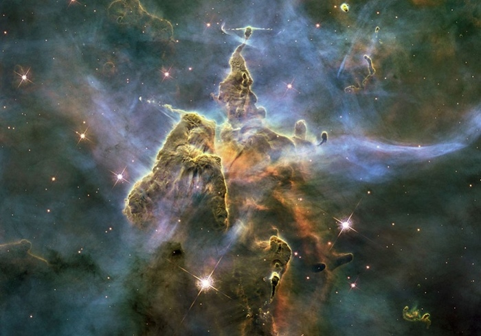 Звёздное небо и космос в картинках - Страница 31 1538725021119723892