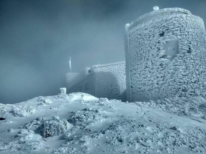 В Карпаты пришла зима Карпаты, Фотография, Зима, Снег, Холод