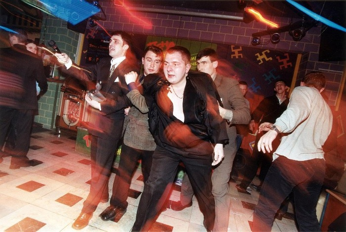 Лихие 90-е: криминальная фотохроника эпохи бандитских разборок и малиновых пиджаков Назад в 90е, История, Хроника, Фотография, Длиннопост