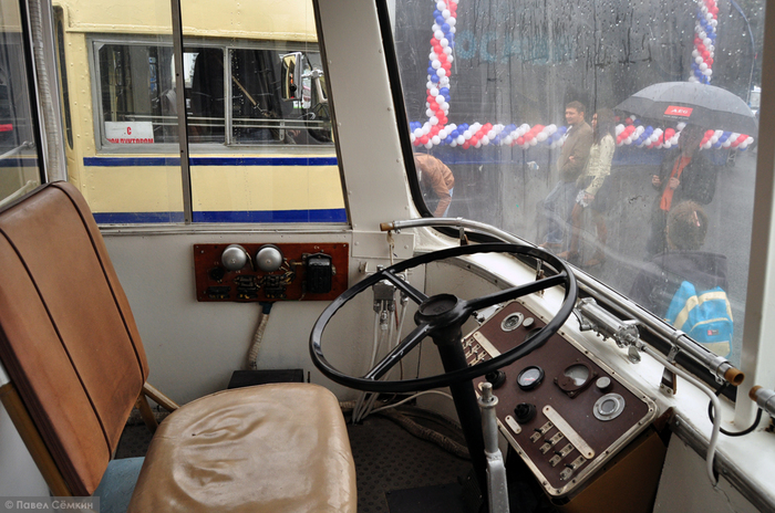 Кабина водителя троллейбуса Троллейбус, Электротранспорт, Кабина, Длиннопост