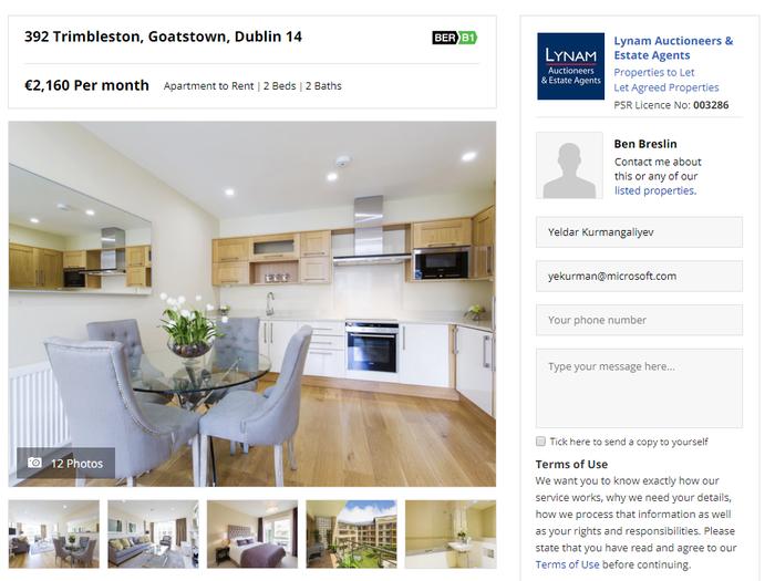 Про аренду жилья в Дублине — Часть 1 Ирландия, Дублин, Аренда жилья, Релокация, Длиннопост