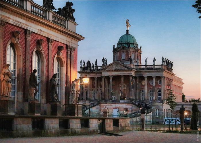 Фотобродилки: Потсдам, Германия Фотобродилки, Германия, Потсдам, Путешествия, Фотография, Дворец, Архитектура, Длиннопост