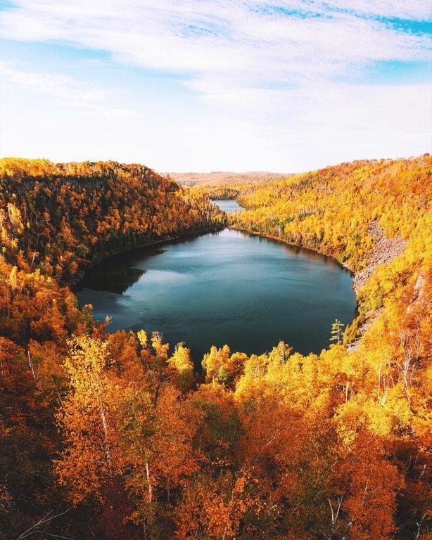 Медвежье озеро, Миннесота