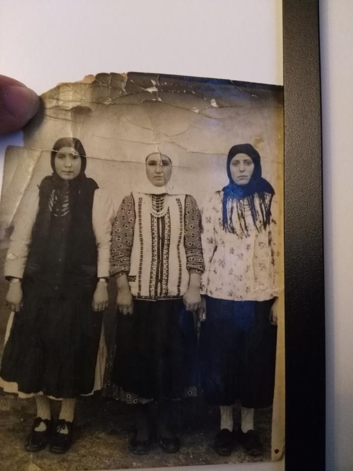 Восстановление фото Восстановление, Фотография, Старое фото
