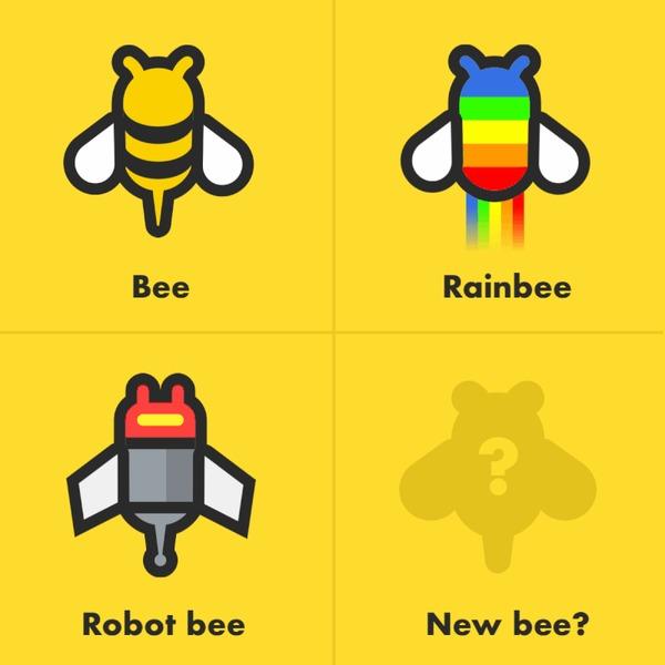 Bee Factory! Мобильные игры, Gamedev, Пчелы, Модели, Арт, Idle, Гифка, Длиннопост