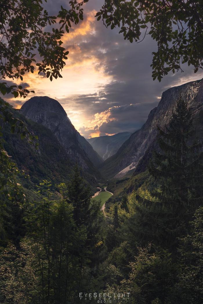 Хордаланн. Норвегия