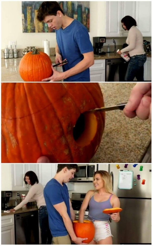 Придумали ли вы себе костюм на Хэллоуин? :)