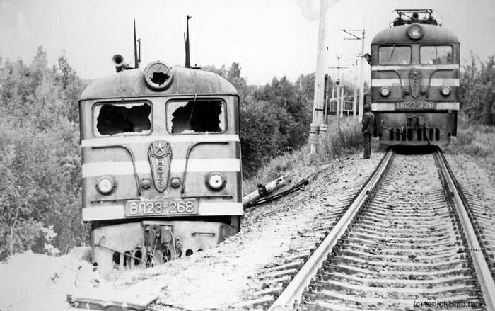Крушение в Сосново 1 сентября 1982 г. Железная Дорога, СССР, Авария, Поезд, Карелия, Длиннопост