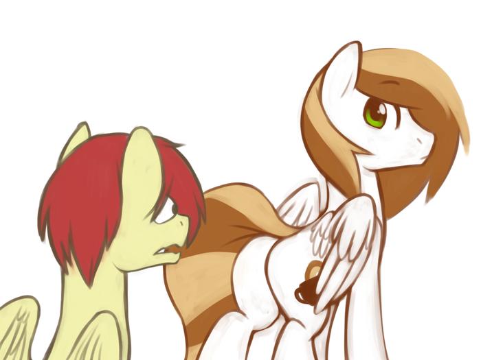 Какая красивая кобы!...погодите... My Little Pony, Coffee cream, Original Character, MLP Edge, Длиннопост