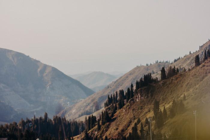 Просто фотокарточки гор :) Горы, Путешествия, Казахстан, Алматы, Чимбулак, Длиннопост