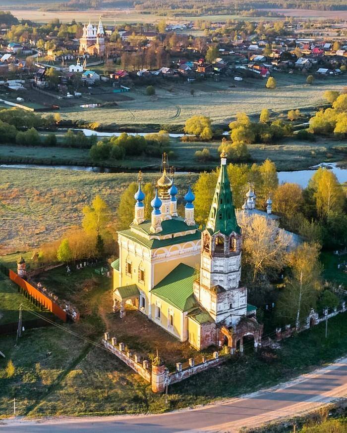 Дунилово, Ивановская область.
