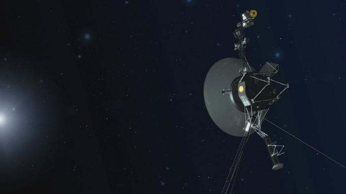 «Вояджер-2» приблизился к границе межзвездного пространства Вояджер-2, Космос, Длиннопост, Межзвёздное пространство, Граница, Полет