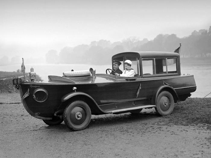 Плавающие автомобили: производство гражданских автомобилей-амфибий Авто, История авто, Тест-Драйв онлайн, Гусаров, Длиннопост
