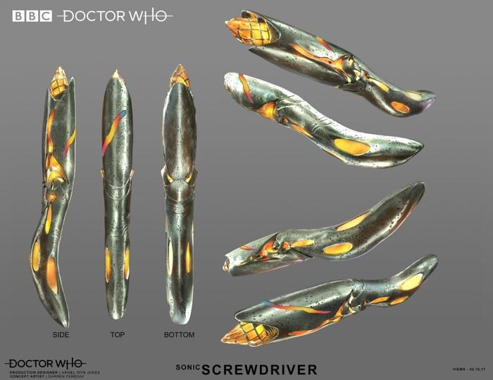 Новая отвёртка Доктора Доктор кто, Лига Тардис