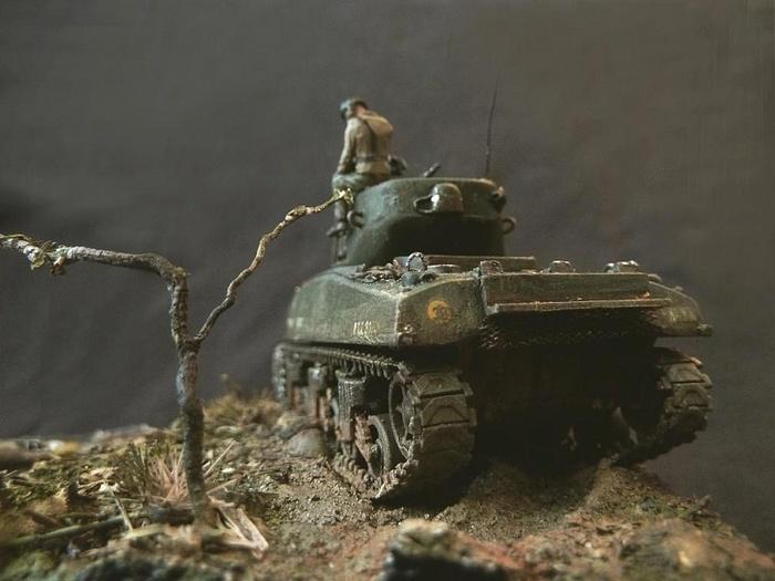 Дозор Моделизм, Вторая мировая война, Длиннопост