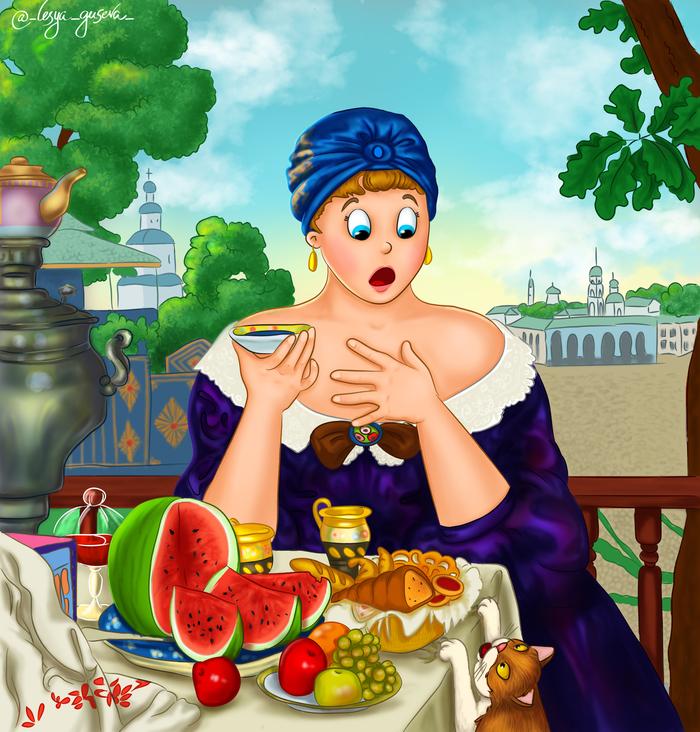 Что скрывают известные картины? Картина, Музей, Творчество, Длиннопост