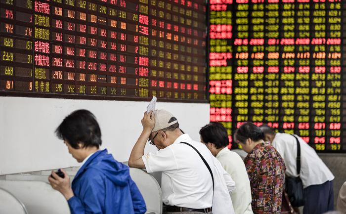 Азиатские биржи рухнули вслед за североамериканскими Общество, Экономика, Фондовый рынок, Падение, США, Азия, Международный валютный фонд, РБК