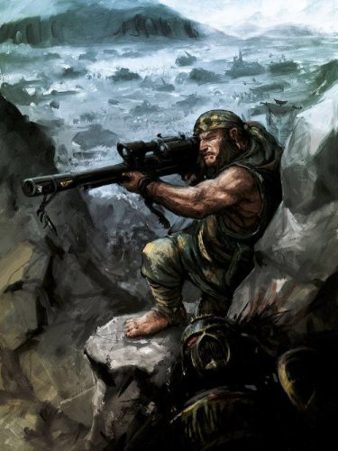 Ратлинги - маленькие герои Империума Wh back, Warhammer 40k, WH Art, Арт, Длиннопост, Хоббит