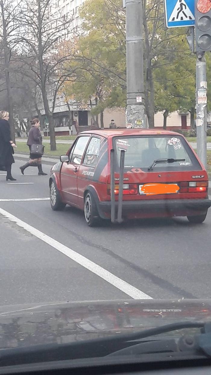 Тюнинг Авто, Тюнинг, Фотография, Минск, Пешеходный переход