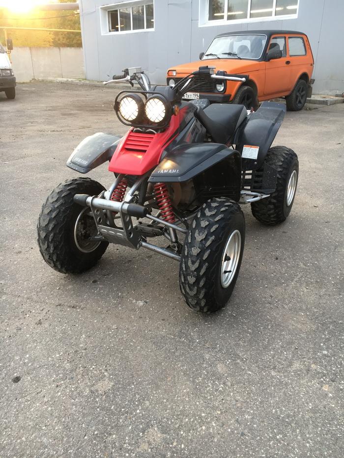ATV подольский район ATV, Квадроцикл, Друзья, Покатушки, Yamaha, Yfm350
