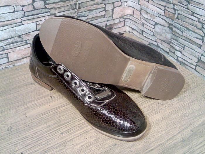Хитренькая прошивочка подошвы. Ремонт обуви, Подошва, Прошивка, Моя интересная работа, Фотография, Длиннопост