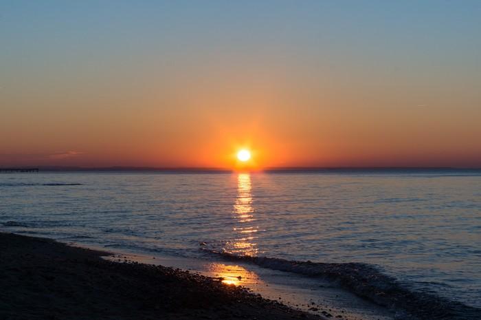 Светиииииило прибалтийское! Фотография, Гелиос44м-7, Калининградская область, Балтика, Море, Осень, Бабье Лето, Nex-5, Длиннопост