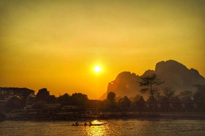 О мимолетной доброте Авторские истории, Путешествия, Лаос, Юва, Длиннопост