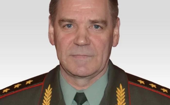 Умер генерал Игорь Груднов Общество, Россия, Герои, Потеря, Армия, Росгвардия