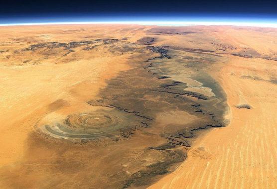 Глаз Сахары Удивительное, Мир, Знания, Мироздание, Повесть, Длиннопост