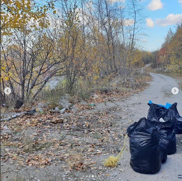 Нужна помощь в вывозе мусора. Самара. Сокские штольни Чистомен, Лига чистомена, Уборка, Самара, Вывоз мусора, Длиннопост