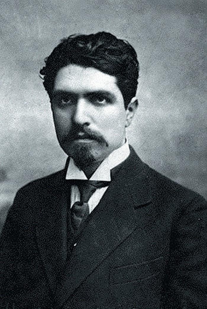 140 лет назад, 13 октября 1878 года, родился Степан Георгиевич Шаумян Социализм, Коммунизм, Октябрьская революция, История, Образование, Длиннопост