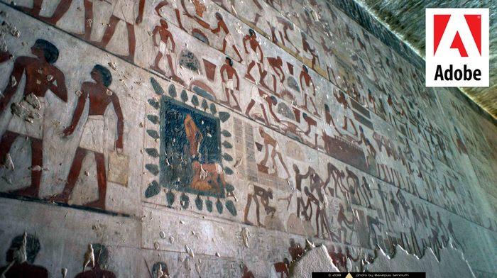 Что общего между разработчиком программного обеспечения и Древним Египтом? Adobe, Египтология, Познавательно, Египет, Древний Египет