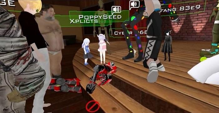 Парень был в виртуальной реальности, когда ему стало плохо. Игроки бессильно смотрели, как мучается его аватар Vrchat, Эпилепсия, Видео, Длиннопост, Виртуальная реальность