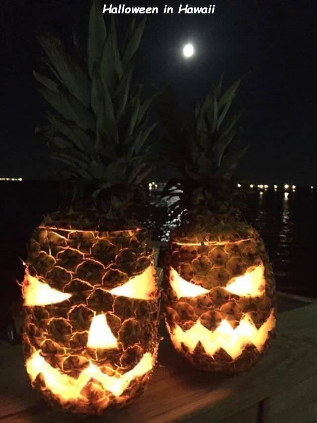 Хэллоуин на Гавайях