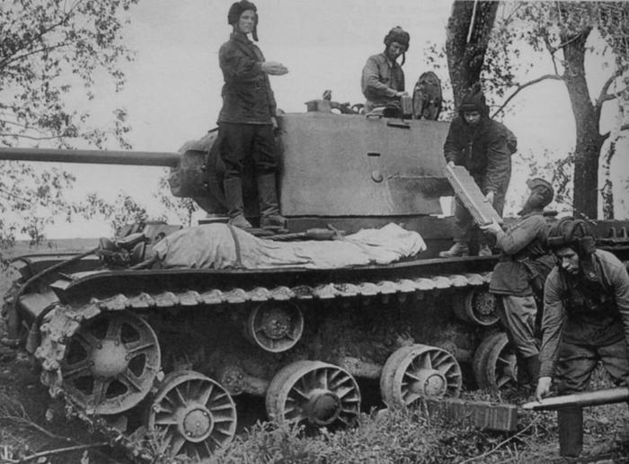 Как шесть бойцов и один танк сдержали целую танковую группу Война, Подвиг, Великая Отечественная война, Танки, Оружие, Сделано в СССР, Длиннопост