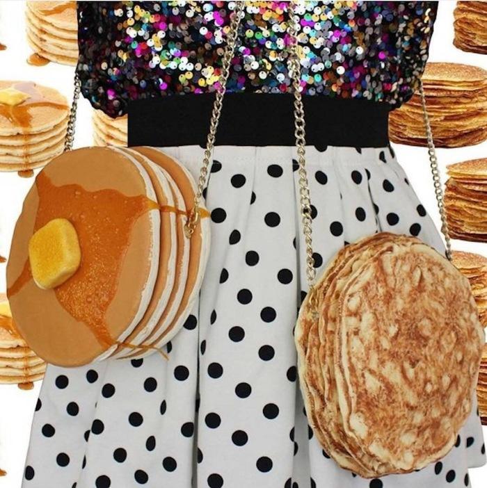 Вкусная одежда vol.3 Мода, Мода что ты делаешь, Женская сумка, Еда, Оригинально, Длиннопост, Вкусная одежда