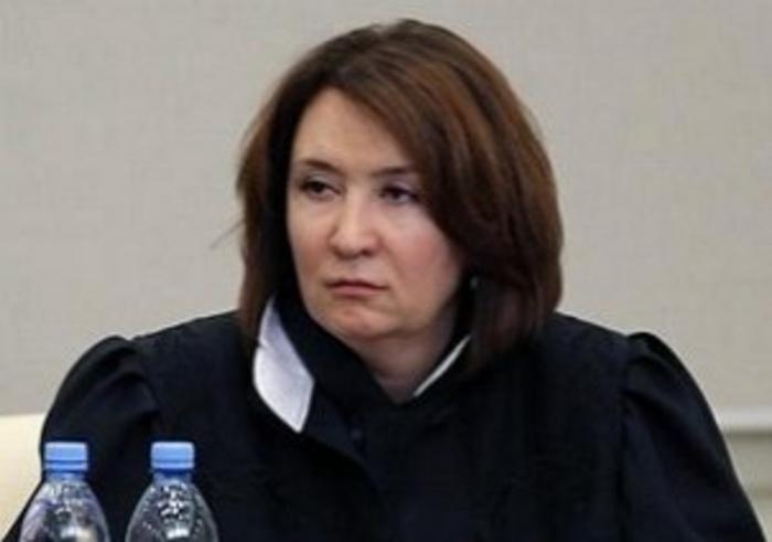 «Золотая судья» Хахалева опровергла информацию о поддельном дипломе Новости, Россия, Судья, Хахалева, Диплом
