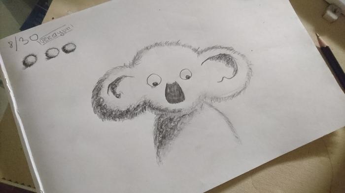 Мой опыт с рисованием. Часть 2. Рисунок карандашом, Учусь рисовать, Рукожоп, Длиннопост, Как научиться рисовать за 30 Д