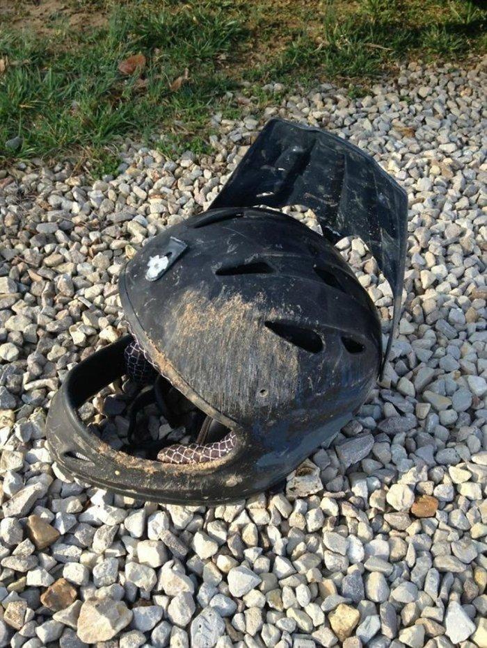 20 причин надевать шлем... Каска, Шлем, Техника безопасности, Длиннопост