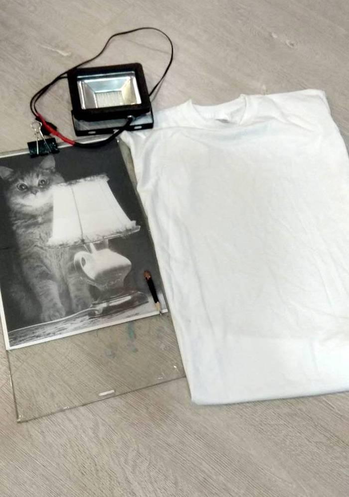 Роспись футболки: мастер-класс Роспись по ткани, Футболка, Печать на футболках, Ручная роспись футболок, Рукоделие с процессом, Длиннопост