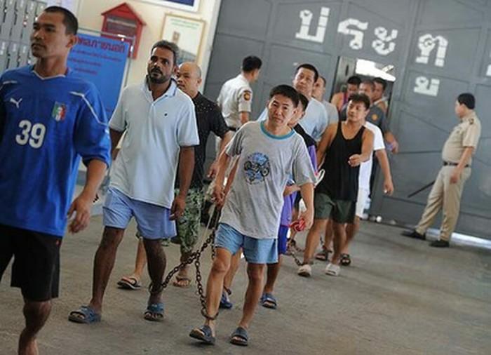 Тайская тюрьма. Тюрьма, Туризм, Длиннопост