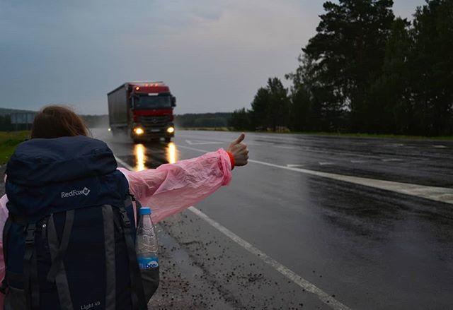 Автостоп Иркутск - Петербург или как за две недели проехать половину России и не выспаться. Автостоп, Путешествие по России, Туризм, Длиннопост